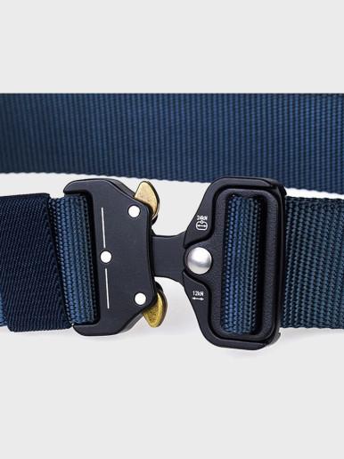 Nylon Tactical Belt Quick Release Waist Belt