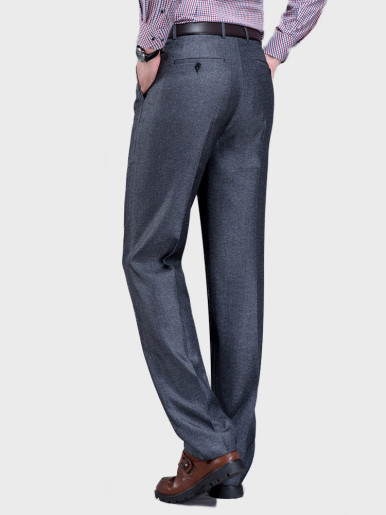 Men's Straight Suit Pants Business And Comfortable