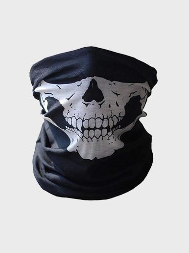 Skull Mask Bandana Bike Bicycle Cycling Face Mask