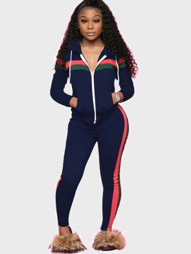Fashion Casual Sports Suit