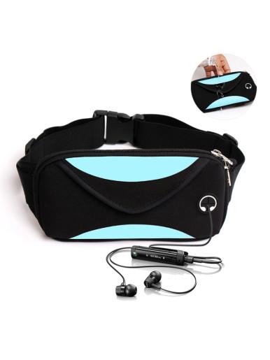 Unisex Waterproof Waist Bag Sport Gym Fitness Bag