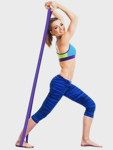 Stretch Resistance Band Exercise Expander Elastic Band