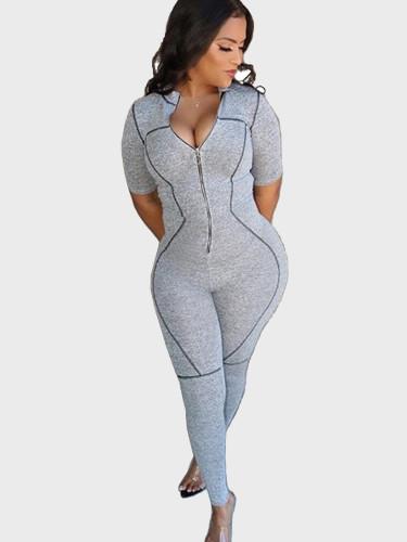 Sport Suit Fitness Jumpsuit Sports Woman