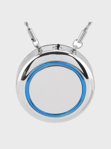 Personal Air Purifier Necklace Wearable