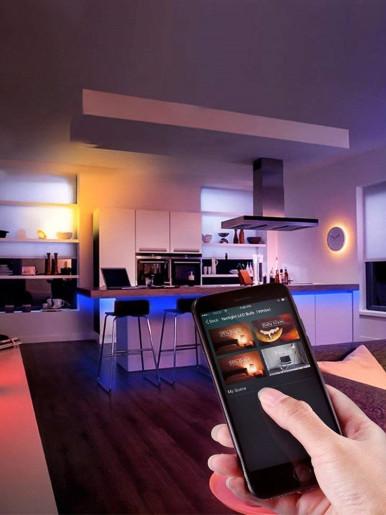 Smart Colourful RGB LED Light Strip (WIFI + Remote)