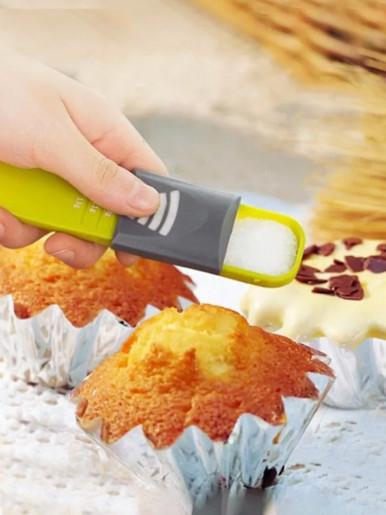 Dual-head Eight-speed Adjustable Measuring Spoon