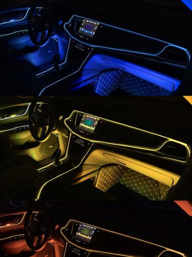 Car Interior Atmosphere  LED Light Strip
