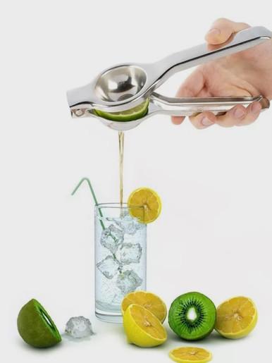 Stainless Steel Handheld Press Lemon Squeezers