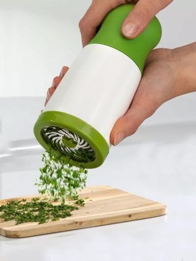 Herb Grinder Spice Chopper Fruit Vegetable Cutter