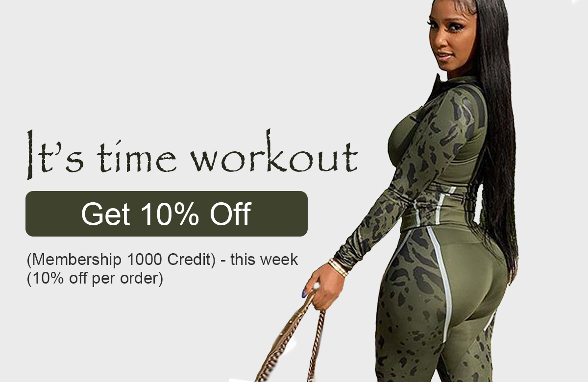 Tracksuit Print Hooded Women Sporty Set OneBling