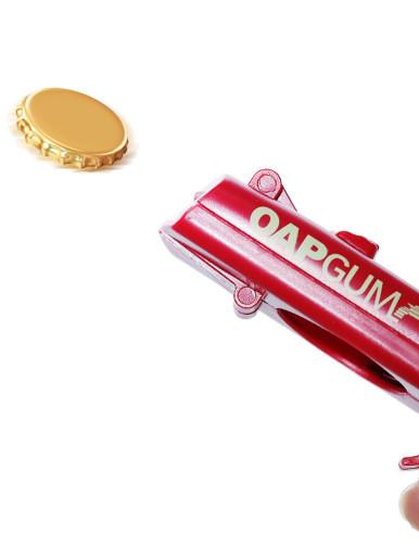 Portable Bottle Cap Gun Opener Drink Opening Tool