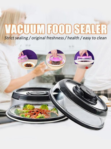 Vacuum Food Sealer Fresh Cover