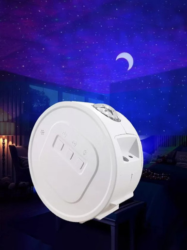 3 in 1 Led Starry Sky Projector Light