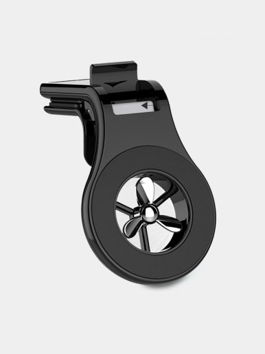 L Shape Air Vent Aromatherapy Car Phone Holder