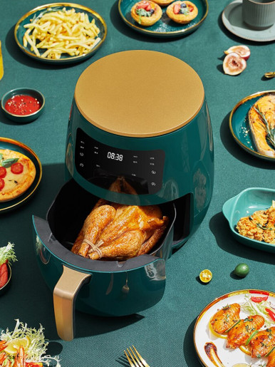 4.5L Automatic Electric Air Fryer Touch Screen