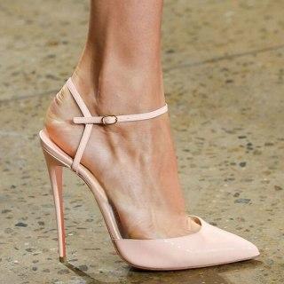 Arden Furtado Summer Fashion Women's Shoes Pointed Toe Stilettos Heels  Sexy Elegant white pink Sandals Party Shoes