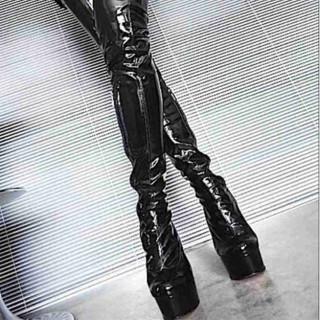 Arden Furtado Fashion Women's Shoes Sexy Elegant Ladies Boots platform stilettos boots Over The Knee Boots Big size 47