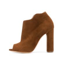 Arden Furtado Summer Fashion Trend Women's Shoes Peep Toe  Slip-on Sexy Elegant Concise Classics  Mature chunky heels sandals Big size 45