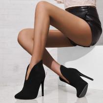 Arden Furtado Summer Fashion Trend Women's Shoes Stilettos Heels Sexy Elegant pure color red Concise Classics Mature pumps Big size 47
