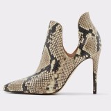 Arden Furtado Summer Fashion Trend Women's Shoes Pointed Toe Stilettos Heels Sexy Classics Elegant  ankle boots Leather