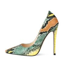 Arden Furtado Summer Fashion Trend Women's Shoes Pointed Toe Stilettos Heels Concise Sexy Elegant Slip-on Pumps Party Shoes