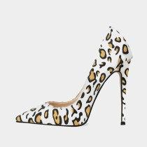 Arden Furtado Summer Fashion Trend Women's Shoes Pointed Toe Stilettos Heels Classics Sexy Elegant Slip-on Pumps Shallow
