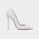 Arden Furtado Spring Fashion Women's Shoes Pointed Toe Sexy Elegant pink Pumps Stilettos Heels Elegant Slip-on white blue shoes large size