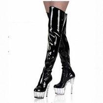 Arden Furtado 2021 Winter Fashion Women's Shoes Mature Waterproof sexy Stilettos Heels Zipper Over The Knee Boots Elegant New