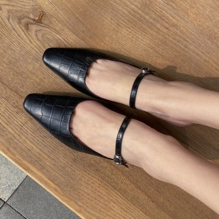 Arden Furtado Summer Fashion Women's Shoes Flats Genuine Leather Green Elegant Slippers  Mules 42 43