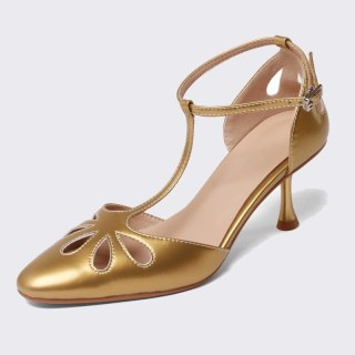 Arden Furtado Summer Fashion Women's Shoes Sexy Party Shoes Genuine Leather  Elegant Stilettos Heels Pointed toe Sandals 43