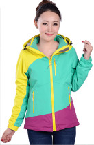 SNOW Women's Jet Ski Gradient Slim Fit Jacket KL972120