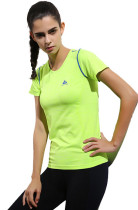 Women's Solid Sports T-shirts KL632090