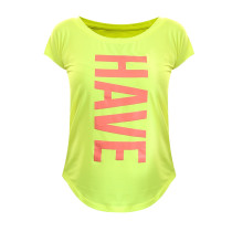 Active Women's Plus Size Short Sleeve Tee Shirt