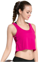 Women's Stretchy Short Tank Top KL642150