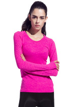 Women's Stretch with Thumb Holes KL636760