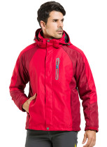 Men's Force 3 in 1 Systems Jacket with Inner Puffer Jacket KL982080