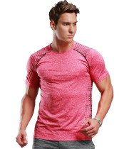Men's Big & Tall Short Sleeve Moisture Wicking Athletic T-Shirts KL732220