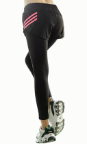 Plus Size Women's Athletic Leggings Tights Yoga Pants
