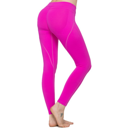 Women's Yoga Capris Running Pants Workout Leggings KL672860