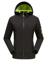 Lightweight Front-Zip Sportswear Soft shell Jacket KL972240