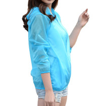 (S-3XL)Women's Super Lightweight UV Protect Coat