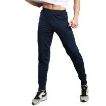 Men's Basic Fleece Blue Jogger Pant KL772150