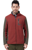 Men's Outdoor Recreation Full Zip Fleece KL982310