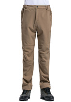 Men's Outdoor Lightweight Waterproof Hiking Mountain Pants KL912100