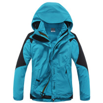 Women's High Windproof Technology Colorfull Ski Jacket Wear