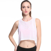 Women's Loose Active Racerback Tank Top Sleeveless Running Shirt KL642250