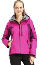 Women's Waterproof Mountain Jacket Fleece Windproof Ski Jacket KL972060