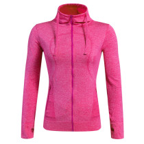 Sweat absorbent Zip Pullover Jacket KL636620