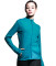 Woman's Running wear Full Zip Up Jacket KL637030