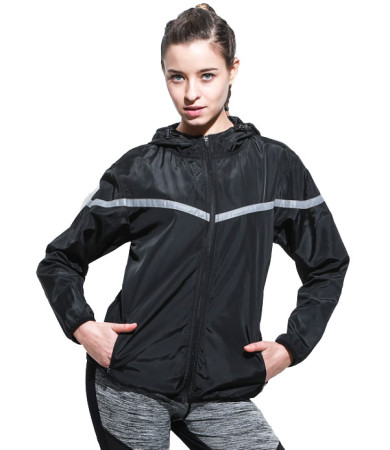 Women's Super Lightweight Waterproof Running Sport Windbreaker Coat Jacket KL636940
